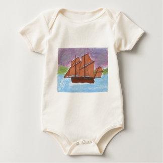 pirateship.IMG Baby Bodysuit