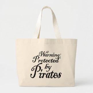 PirateWarning, bolso Bolsa De Mano