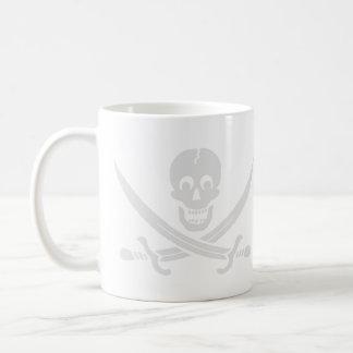 PirateWarning, taza
