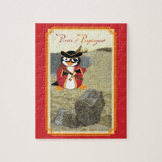 Piratez of Penguinzance Puzzle