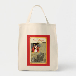 Piratez of Penguinzance Tote Bag