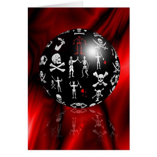 Piratical Sphere Card