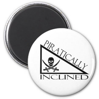 Piratically Inclined Magnet