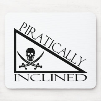 Piratically Inclined Mouse Pad