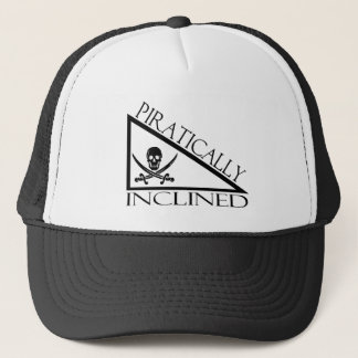 Piratically Inclined Trucker Hat