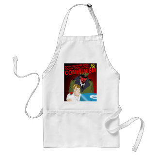 Pirating Music Is Communism Apron