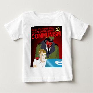Pirating Music Is Communism T-shirt