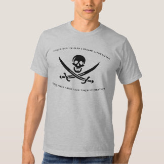 Pirating Physician T-shirts