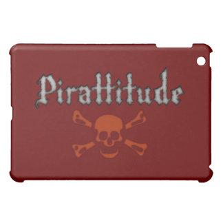 Pirattitude Bloody Jolly Roger iPad Mini Cover
