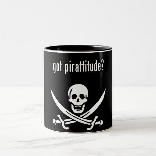 ¿pirattitude conseguido? taza de dos tonos