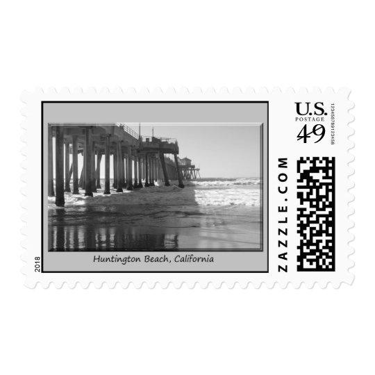Pire blk wh gray border postage