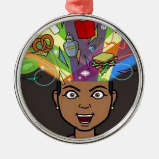PireMob Inc. Metal Ornament