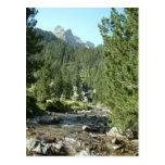 Pirineos Spain Postcard