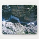 Pirineos Waterfall Mouse Pads