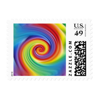 Pirouette Postage Stamps