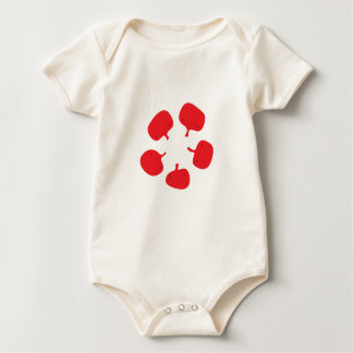 piru body baby bodysuit