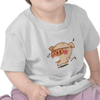 Piruetas guarras camiseta