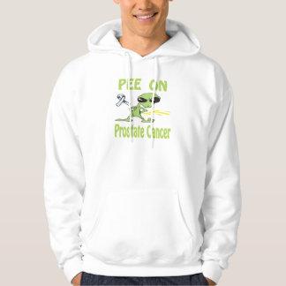 Pis en la camisa del cáncer de próstata