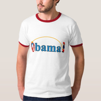 Pis en Obama Playeras