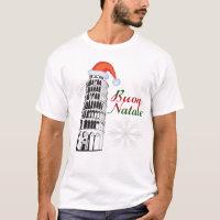 Pisa Buon Natale T-Shirt