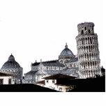 PISA - cortada Fotoescultura Vertical
