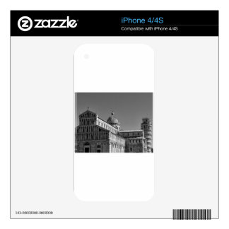 Pisa Decal For The iPhone 4