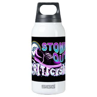 Pisa fuerte hacia fuera el Anti-Tiranizar de las Botella Isotérmica De Agua