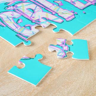 Pisa fuerte hacia fuera el producto Anti-Que Puzzle