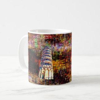 Pisa italy coffee mug