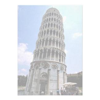 Pisa Italy Invitation