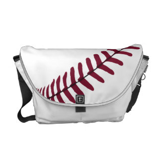 Pisada del béisbol bolsa de mensajería