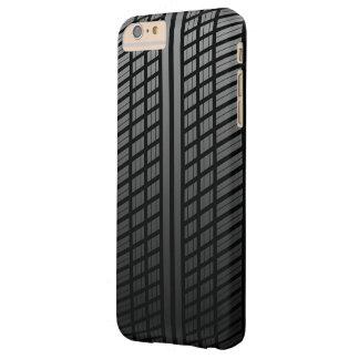 Pisada del neumático de coche funda para iPhone 6 plus barely there
