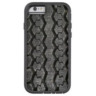 Pisada del neumático funda de iPhone 6 tough xtreme