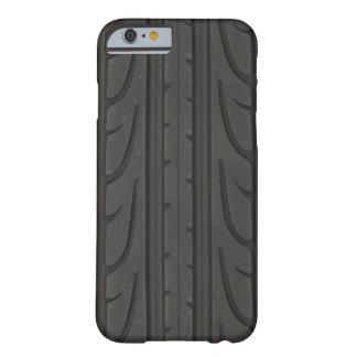 Pisada del neumático funda para iPhone 6 barely there