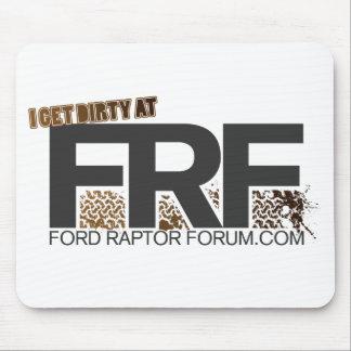 Pisada Mousepad del fango del FRF Alfombrilla De Ratones