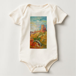 pisaj american baby bodysuit