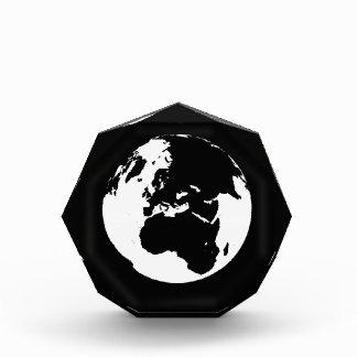 Pisapapeles del globo