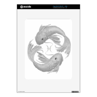 Piscean Decal For iPad