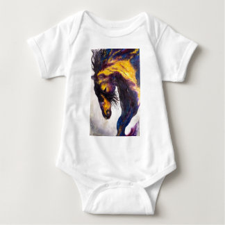 Piscean Eclipse - Saddle up Baby Bodysuit
