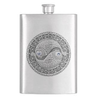 Pisces 8 oz. Flask