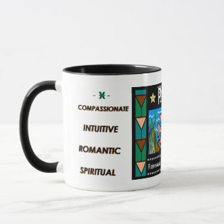 PISCES - ASTROLOGICAL PROFILE MUG