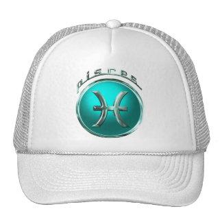 Pisces Astrological Sign Trucker Hat