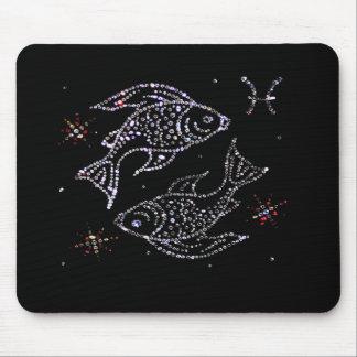 Pisces Astrology Mousepad