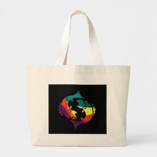 Pisces Tote Bags