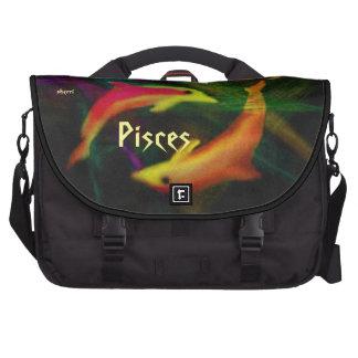 Pisces, beautiful commuter bag