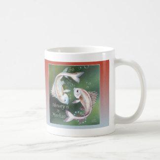 Pisces Birthday Mug