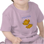 Pisces cartoon gifts tshirts