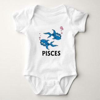 Pisces Cartoon T Shirt