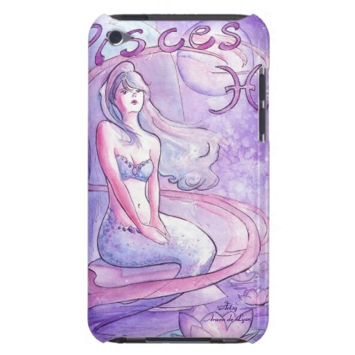 Pisces iPod Touch Case