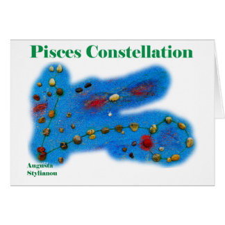 Pisces Constellation Cards
